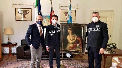 Operazione del nucleo Tutela Patrimonio di Monza, un denunciato