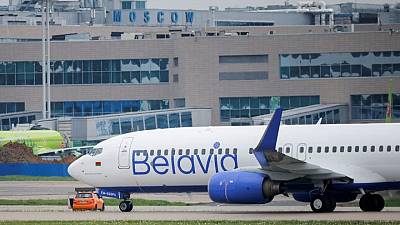 Belarus airline chief decries airspace restrictions by EU states