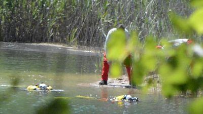 Ispezioni in corso di Cc e subacquei Vvf dopo rilettura indizi