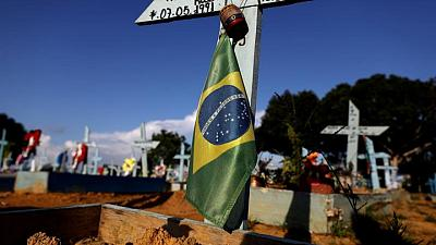 COVID-19 deaths in Brazil surpass 460,000