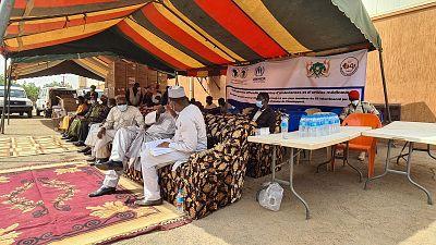 G5 Sahel : la Banque africaine de développement et le HCR appuient le plan de riposte sanitaire du Niger face au Covid-19