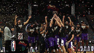 Le Club Égyptien Zamalek Remporte la  Première Édition de la Basketball Africa League