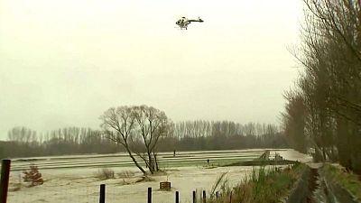 إجلاء مئات في منطقة كانتربري بنيوزيلندا بسبب الفيضانات