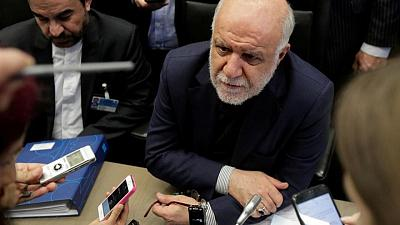 موقع رسمي: زنغنه يقول إنتاج نفط إيران قد يصل إلى 6.5 مليون ب/ي