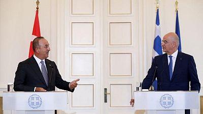Turkey, Greece to take concrete steps to improve economic ties - minister