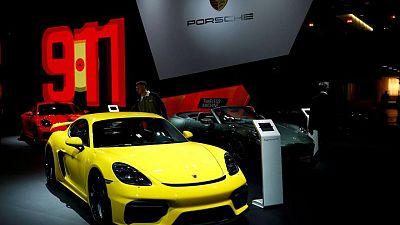 Porsche, Piech families weigh direct stake in possible Porsche IPO-sources