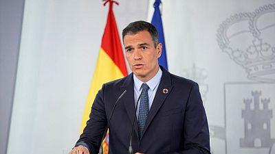 El presidente de España dice que el papel de Marruecos en la crisis migratoria fue inaceptable