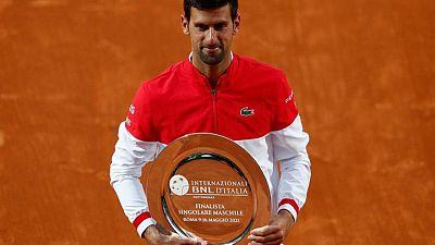 Ausencia de aficionados podría condicionar la participación de Djokovic en los Juegos Olímpicos