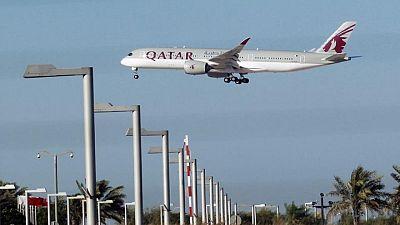 مصادر: خلاف حول الطلاء يهدد تسليم طائرات إيرباص إيه350 إلى قطر