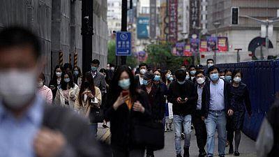 الصين تسجل 23 إصابة جديدة بفيروس كورونا مقابل 27 قبل يوم