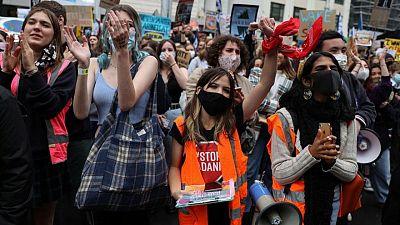 """Australia's Greta Thunberg"" steps up climate change activism"
