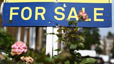 UK house prices rise by most in almost seven years: Nationwide