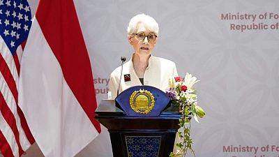 U.S. deputy secretary of state visits Cambodia amid worsening rights record