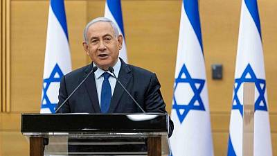 Netanyahu legal challenge to rival's PM bid is spurned