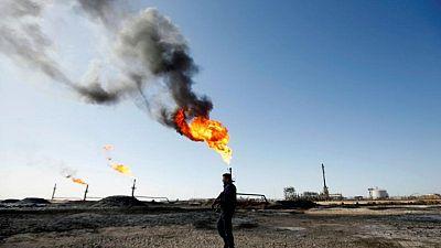 Exportaciones totales de petróleo de Irak promedian alrededor de 2,9 millones de bpd en mayo