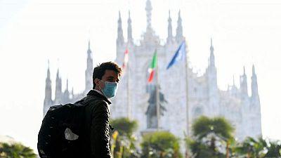 إيطاليا تسجل 2483 إصابة جديدة بكورونا و93 وفاة
