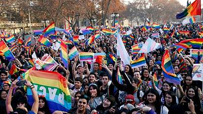 Chile's Pinera to push same-sex marriage bill long stuck in Congress