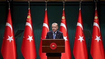 Turkey's Erdogan woos Egypt, Gulf states in push to repair ties
