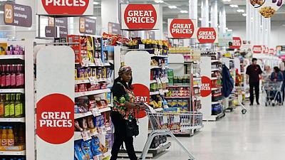 UK retailers report more inflation pressure as economy reopens