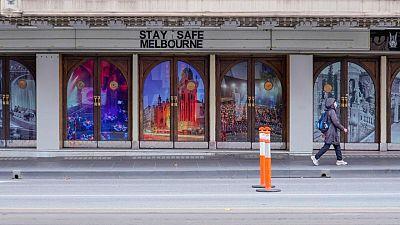 Australia's Victoria state extends COVID-19 lockdown in Melbourne