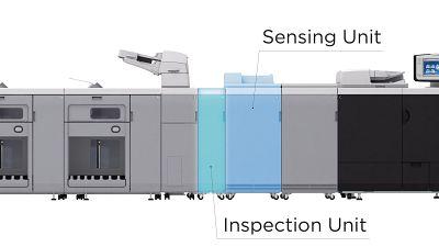 De nouvelles options d'automatisation pour la série imagePRESS C10010VP pour un contrôle qualité avancé et une inspection précise