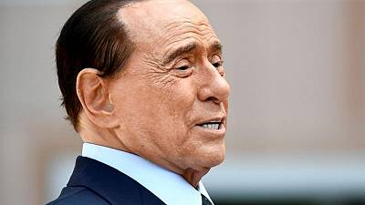 Former PM Berlusconi says his health is gradually improving - paper