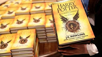 Harry Potter publisher boosts earnings view as lockdown reading casts a spell