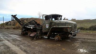 Azerbaijan says forced around 40 Armenian troops to retreat after border incursion