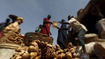 From Nigeria to Brazil 'halo' crops reap pandemic profits