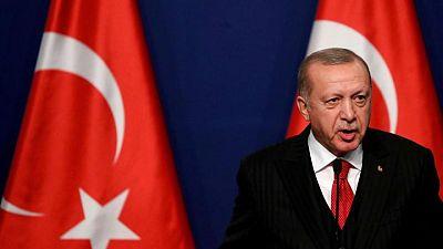 Erdogan says Turkey could target refugee camp deep inside Iraq