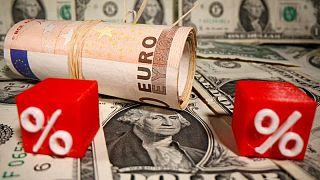 MERCADOS GLOBALES-Acciones caen tras dato de inflación en EEUU