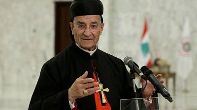 Lebanon's top Christian cleric berates politicians as deadlock drags on