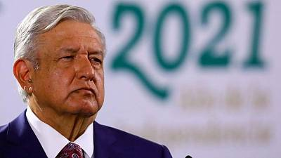 Mexico president poised for election win, fired by statist energy drive