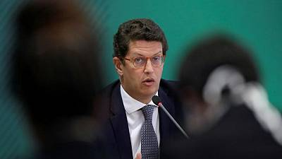 Brazil environment minister quits; faces illegal logging probe