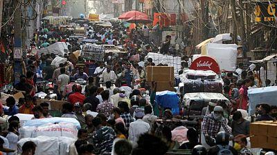 الهند تسجل 134154 إصابة جديدة بكورونا خلال 24 ساعة