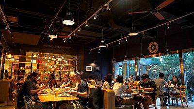 Coronavirus curbs shutter thousands of Bangkok restaurants