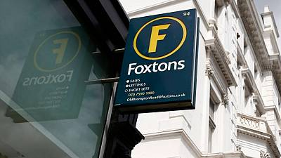 Real estate agency Foxtons sees H1 profit above pre-COVID levels