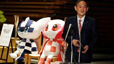 El primer ministro japonés Suga podría convocar elecciones anticipadas tras los Juegos, según la prensa