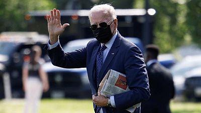 UK's Queen Elizabeth to meet President Biden at Windsor Castle