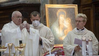 Tweet nella festa del Corpus Domini