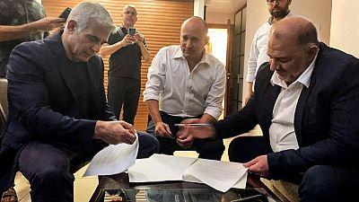 Los islamistas árabes ayudan a afianzar el nuevo Gobierno anti-Netanyahu de Israel