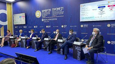 'Torniamo alla vita, a Pietroburgo per rinsaldare cooperazione'