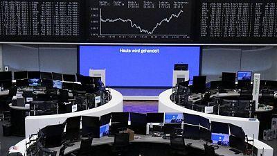 Stocks pinned near record highs as markets digest U.S. jobs data, global tax deal