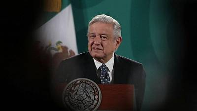 Mexican president hints at possible cabinet changes after election