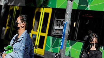 ولاية فيكتوريا الأسترالية تسجل زيادة طفيفة في حالات كوفيد-19