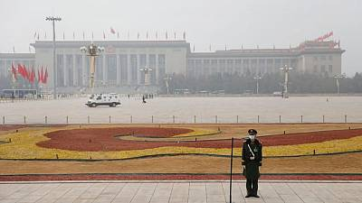 China's Tiananmen Square demonstrations and crackdown