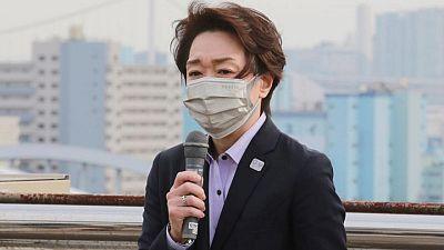 هاشيموتو: سيلغى الأولمبياد اذا لم يسافر الرياضيون إلى اليابان