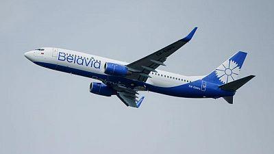 La UE prohibirá volar sobre Bielorrusia a partir de medianoche, según diplomáticos