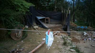 In Peru's hinterland, a town battles world's worst COVID-19 outbreak