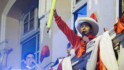 Pedro Castillo, un candidato sorpresa que canaliza el malestar de los pobres en Perú